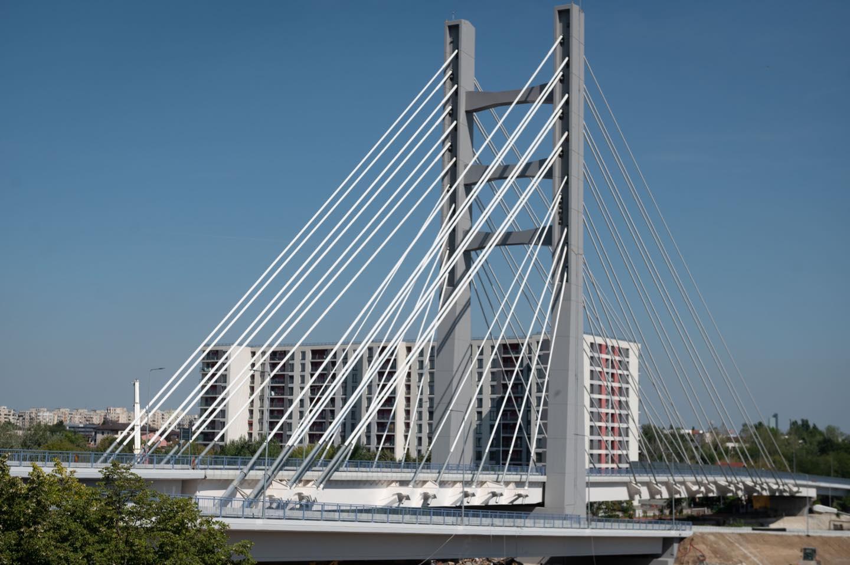 Podul Ciurel in chinurile facerii - Bucurestiul meu drag  |Podul Ciurel