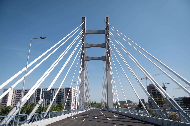 Nodul rutier Virtuții - Penetrația Splai-Ciurel-Autostrada ...  |Podul Ciurel