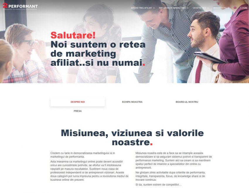 Site- ul de intalnire de publicitate