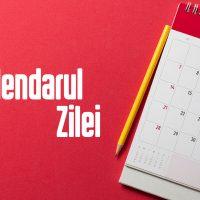 INFOMANIA • Calendarul zilei de 31 iulie