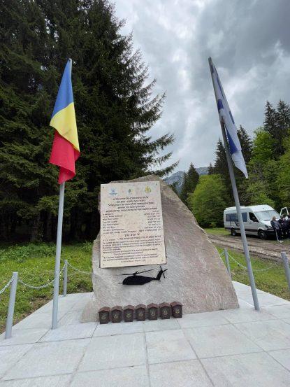 Președintele Israelului va vizita memorialul dedicat celor 6 militari israelieni morți în munții Bucegi : Europa FM